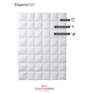 Kauffmann Elegance 700 dekbed