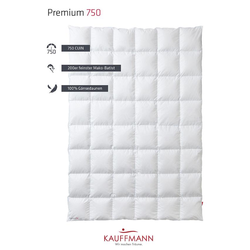 Een afbeelding van de Kauffmann Premium 750